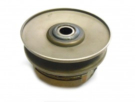 Вариатор задний на скутер  Yaben-50/60/80/AF-34 (шкив голый)