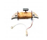 Катушка механического контактного зажигания бензопилы Дружба