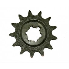 Звезда моторная  на мотороллер Муравей  13 зубьев