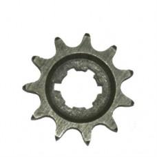 Звезда моторная  на мотороллер Муравей 11 зубев