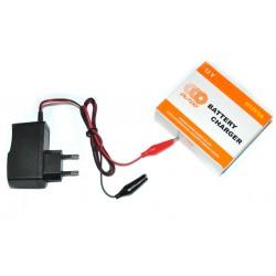 Зарядное устройство для мото аккумулятора 12В 1A OUTDO