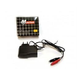 Зарядное для аккумулятора 12В 1А  MotoTech