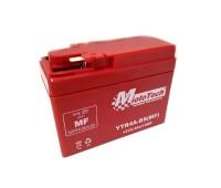 Мото аккумулятор  12v2,3a таблетка широкая YTR4A-BS Honda  MoтоTech
