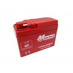Мото акумулятор 12v2,3a таблетка широка YTR4A-BS Honda MoтоTech