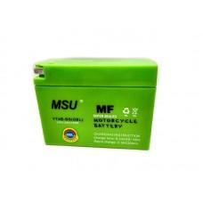 Гелевый аккумулятор для скутера  12В 2,3А YT4B-BS (GEL) Yamaha\Suzuki MSU