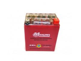 Мото аккумулятор  12v7a клем коробка YTX7L-BS высокий MotoTech