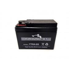 Аккумулятор для скутера 12v2,3a таблетка широкая YTR4A-BS Honda  Kurosawa (МotoТech)