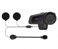 Мотогарнитура bluetooth для шлема MaxTo M2, (интерком на 6 человек)