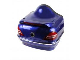 Багажник на скутер    Mersedes синий