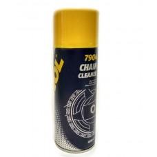 Очиститель цепи Mannol Chain Cleaner  (спрей), 0,4 л