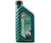 Мото масло MOL Sprin 2T 1л (напівсинтетика)