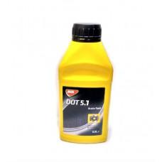 Гальмівна рідина MOL Dot 5.1 (0,5 л)
