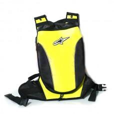 Моторюкзак Alpinestars, черно-желтый
