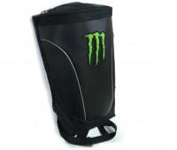 Мото рюкзак Monster Energy с дождевиком, черный
