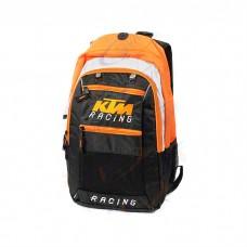 Моторюкзак KTM с гидратором, черно-оранжевый