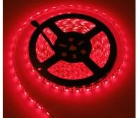Світлодіодна стрічка, червона (бухта 5 метрів)