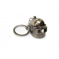 "Брелок для ключей ""Шлем Рыцаря"", бронзовый"