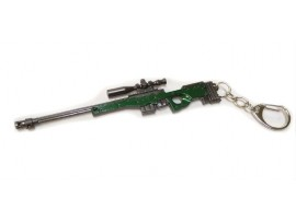"""Брелок для ключей """"Винтовка"""""""