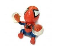 """Мото аксессуар """"Человек паук"""" на присосках, красная"""