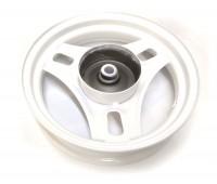 Диск заднего колеса Honda DIO-50 (барабанный тормоз)