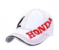 Кепка Honda, біла