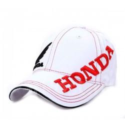 Кепка Honda, белая