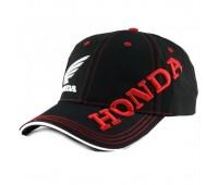 Кепка Honda, чорна