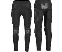 Защитные штаны черные, размер XL