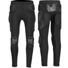 Защитные штаны черные, размер 2XL