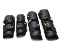 Комплект наколенников налокотников мото Pro-Biker Standard
