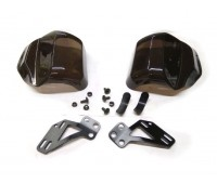 Защита рук на руль Yamaha BWS, черная (к-т 2 шт)