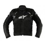 Мотокуртка Alpinestars AL-09 чёрная, размер M