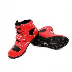 Мотоботи Pro-Biker Speed A-005 червоні, 40 розмір