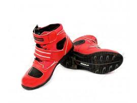 Мотоботы Pro-Biker Speed A-005 красные, 40 размер