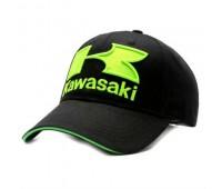 Кепка Kawasaki черная