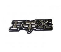 Наклейка на мотоцикл пластмасова FOX