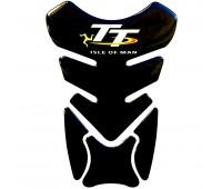 Наклейка на бак мотоцикла TT (М-066)
