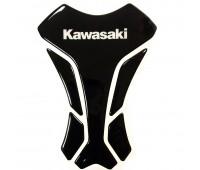 "Наклейка на бак мотоцикла ""Kawasaki"" (М-039)"