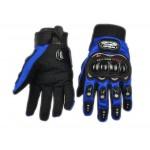 Мотоперчатки Pro-Biker синие, XXL (MCS-01C)