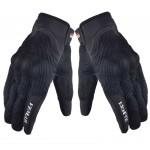 Мотоперчатки Komine GK-194 черные, размер L