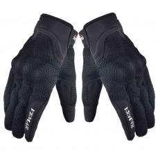 Мотоперчатки Komine GK-194 черные, размер M