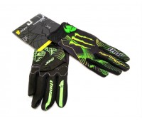 Перчатки для мотокросса Thor HC-FG260 чёрные, размер XL