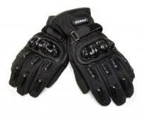 Мотоперчатки зимние Mad Bike черные, размер L (MAD-15)
