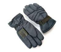 Мотоперчатки зимние спортивные, синие (размер L-XL)
