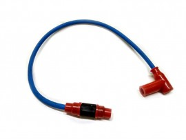 Провод высоковольтный с насвечником 0.55 м