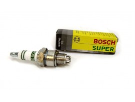 Свічка на скутер Bosch E6TJC 2T 3-х контактна (M14 * 1,25 12,7mm)
