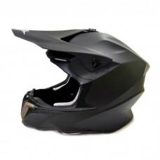Кросовий шолом FGN чорний матовий, розмір L
