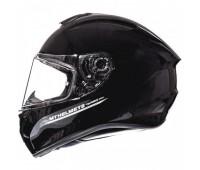 Мотошлем MT Targo Solid Gloss Black, розмір XS