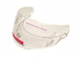Визор на шлем DVKmoto 106 прозрачный, противоударный, нецарапающийся