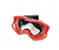 Мотоочки кроссовые Vega MJ-02 красные